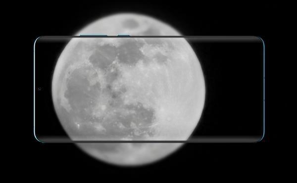 质疑华为P30 Pro拍月亮造假:评测主笔被公司开除的照片 - 1