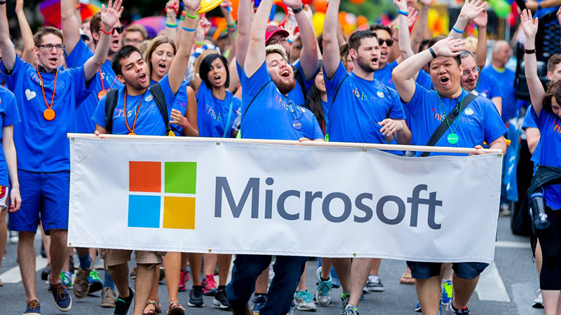 """微软员工向公司施压 以支持陷入困境的GitHub""""996.ICU""""项目的照片 - 1"""