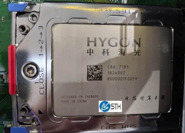 授权中国公司x86技术 AMD回应制裁:遵守美国法律的照片 - 2