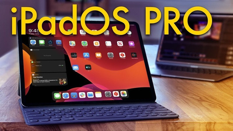 iPadOS体验:更强的多任务功能