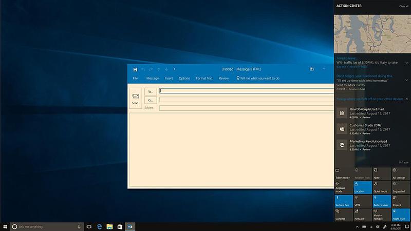 微软加速拆分Win10:部分功能通过Store分发的照片 - 1