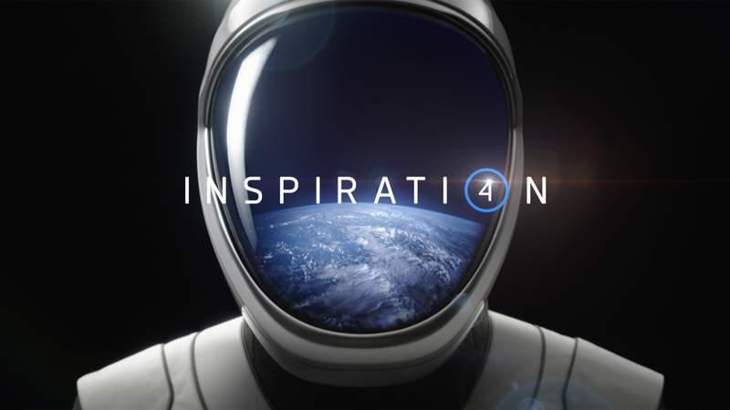 """SpaceX""""全平民太空旅行团""""返回地球!"""
