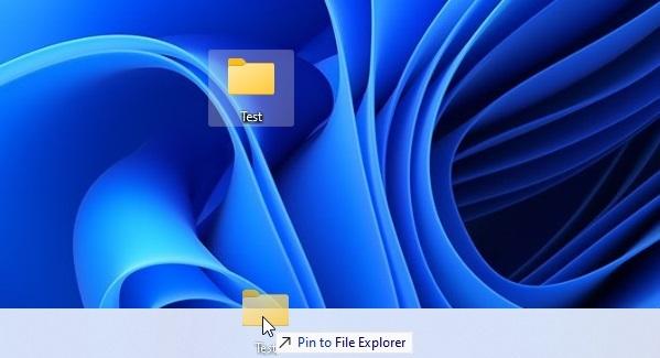 Windows 11的任务栏拖放支持可能要回归了