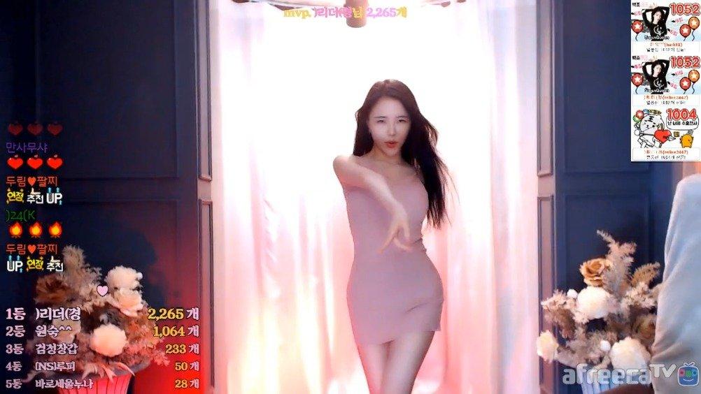 12月13日 高斗林고두림 (AF durim1028)翻跳T-ara组合的《Number Nine》