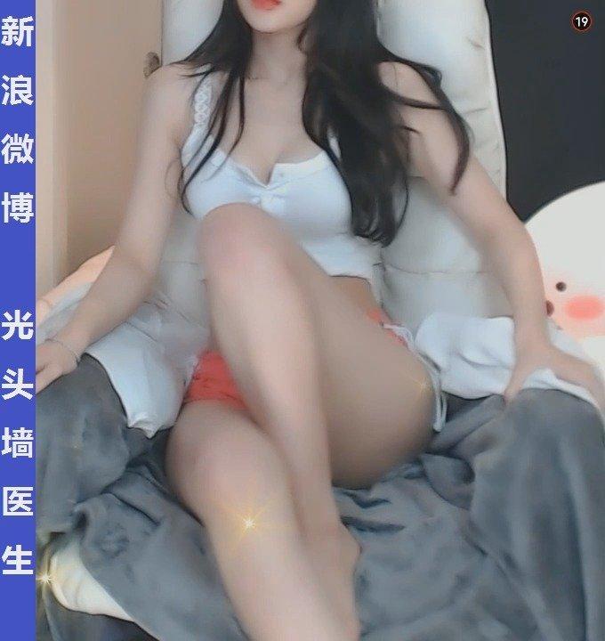 韩国女主播阿允20190117