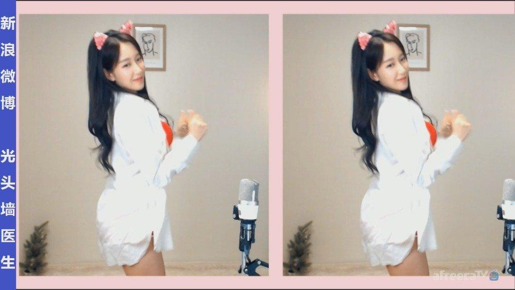 韩国女主播黛莱20190322