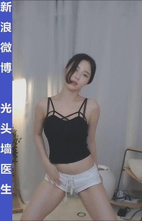 韩国女主播花井화정20190502