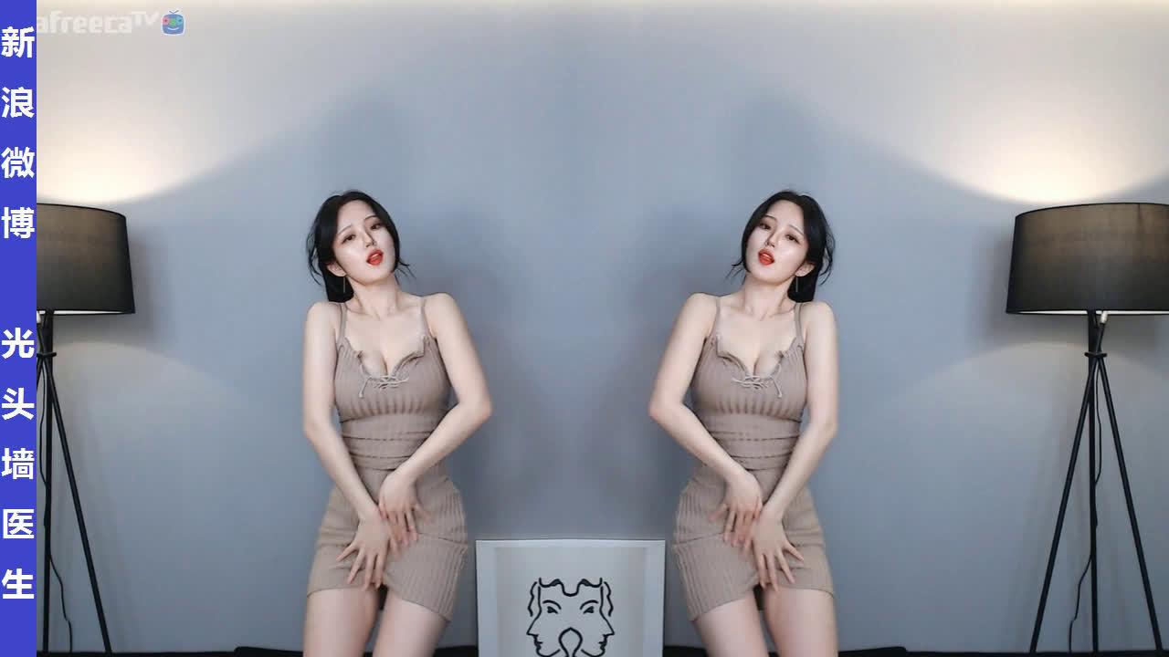 AfreecaTV美女主播成夏 (雷切尔 레이첼♥ AF etre0301)直播热舞剪辑20200412
