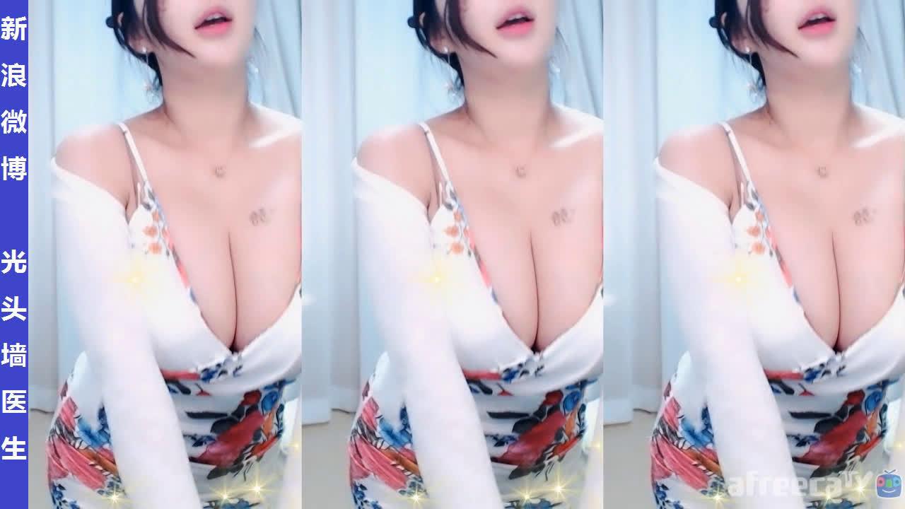 韩国美女主播闽骚哈민서하直播热舞剪辑20200420