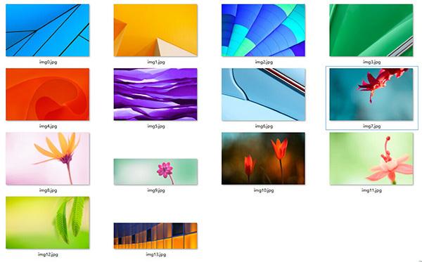win10官方高清原版壁纸下载 windows10系统自带壁纸的照片 - 4