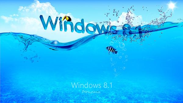 Win8.1 官方版下载的照片 - 2