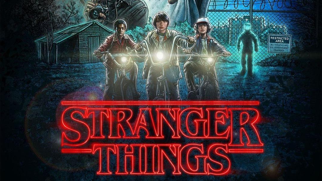 【美剧】怪奇物语 Stranger Things 第1季 全8集【YYeTs】