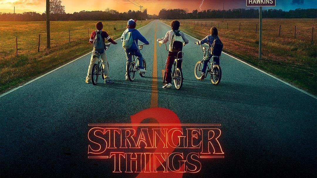 【美剧】怪奇物语 Stranger Things 第2季 全9集【YYeTs】