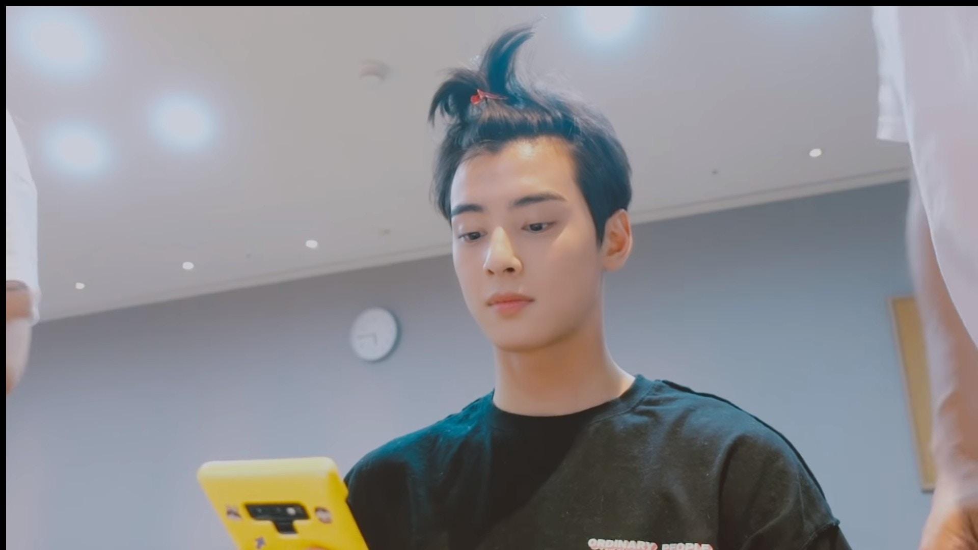 韩国「脸蛋天才」车银优卸妆片段公开,网友惊呼:根本不需要化妆啊!插图6