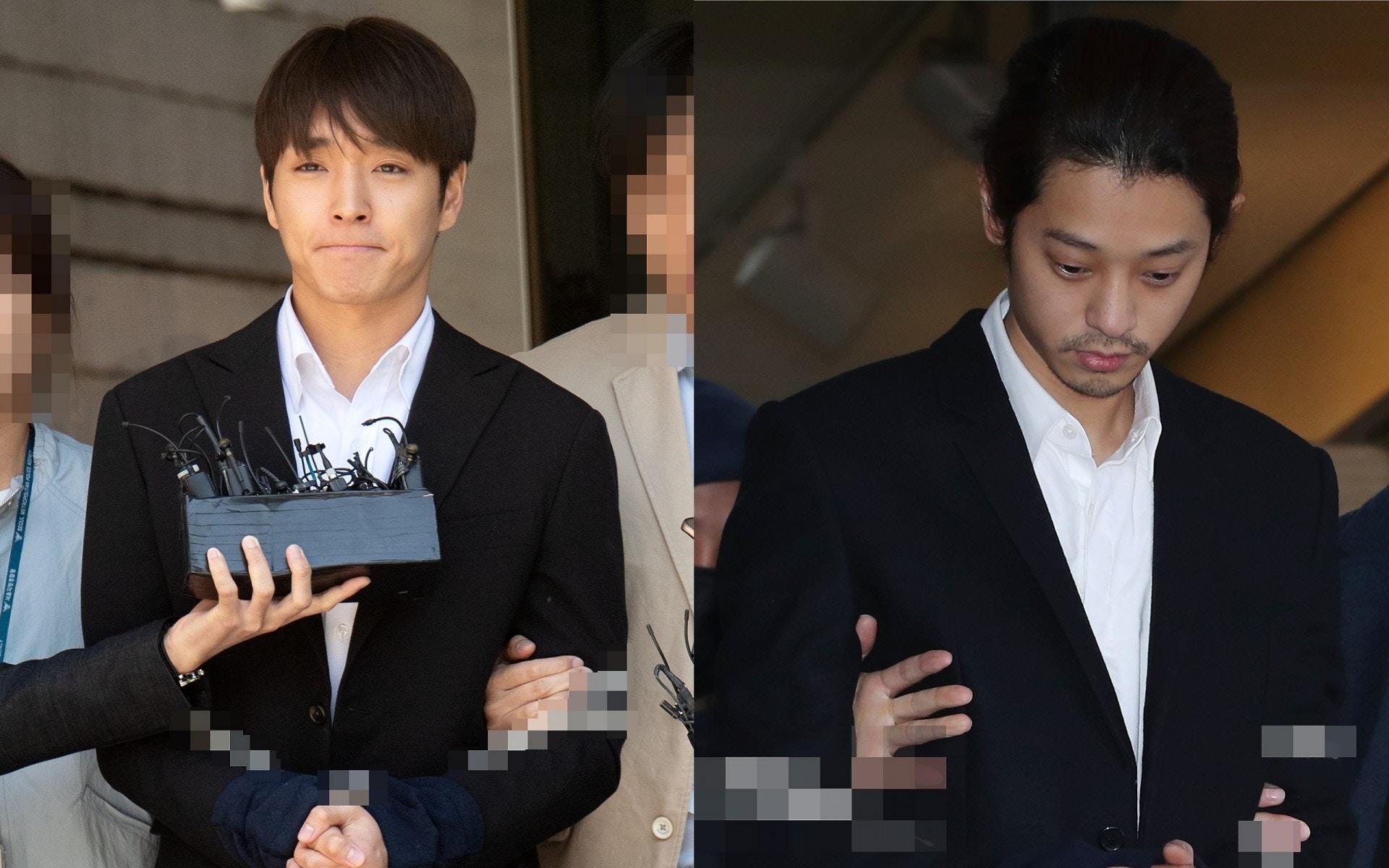 郑俊英、崔钟训涉性侵及偷拍,韩国检方要求判7年还要戴电子脚镣!插图(2)