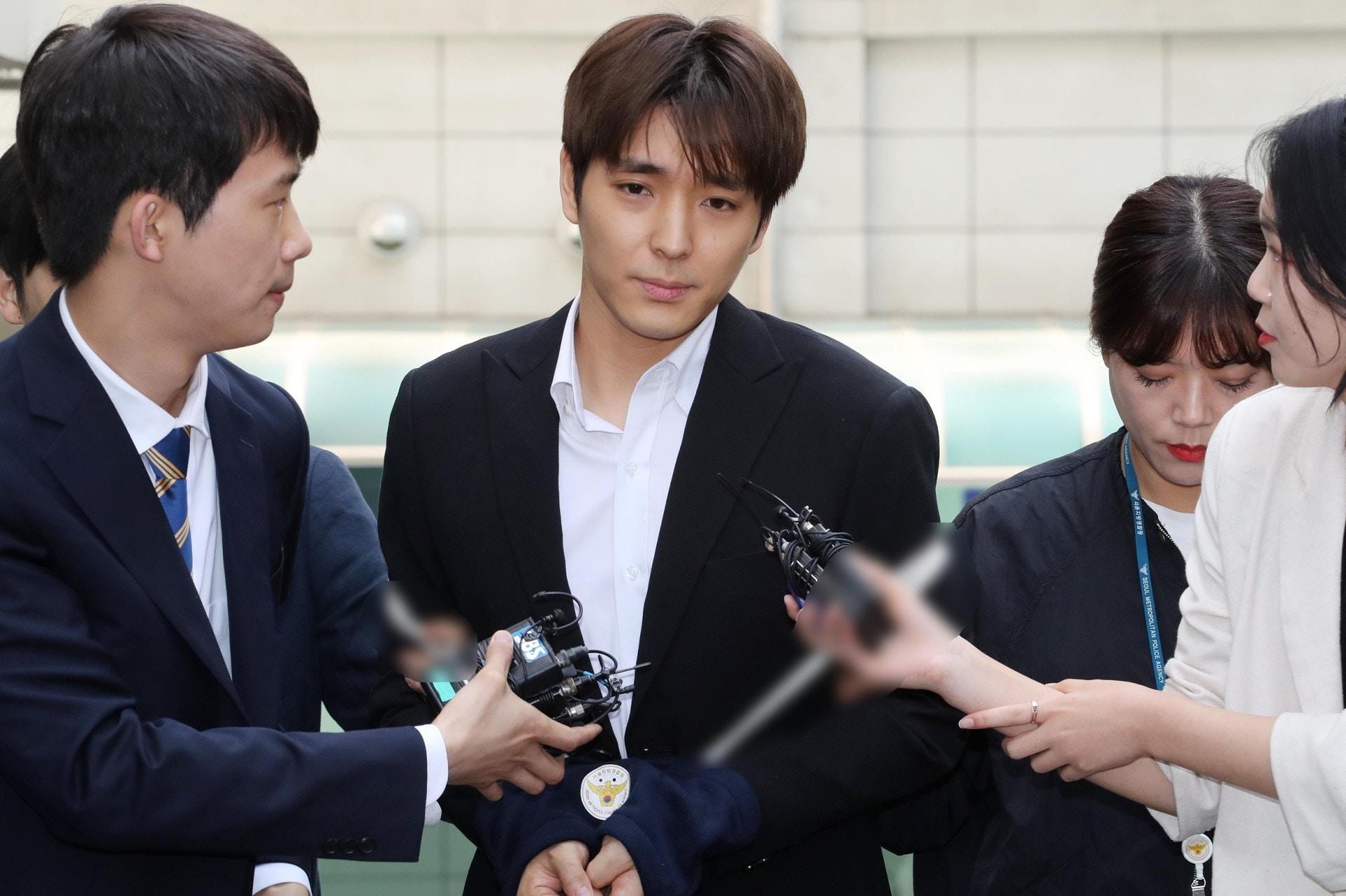 郑俊英、崔钟训涉性侵及偷拍,韩国检方要求判7年还要戴电子脚镣!插图(5)