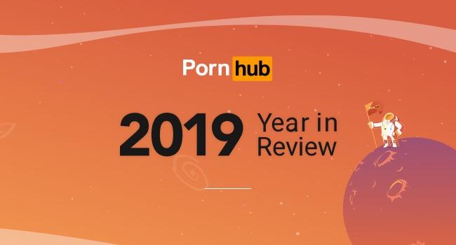 击败小丑女? Pornhub年度报告出炉,「电视&电影角色」搜索第一让你想不到!插图(1)