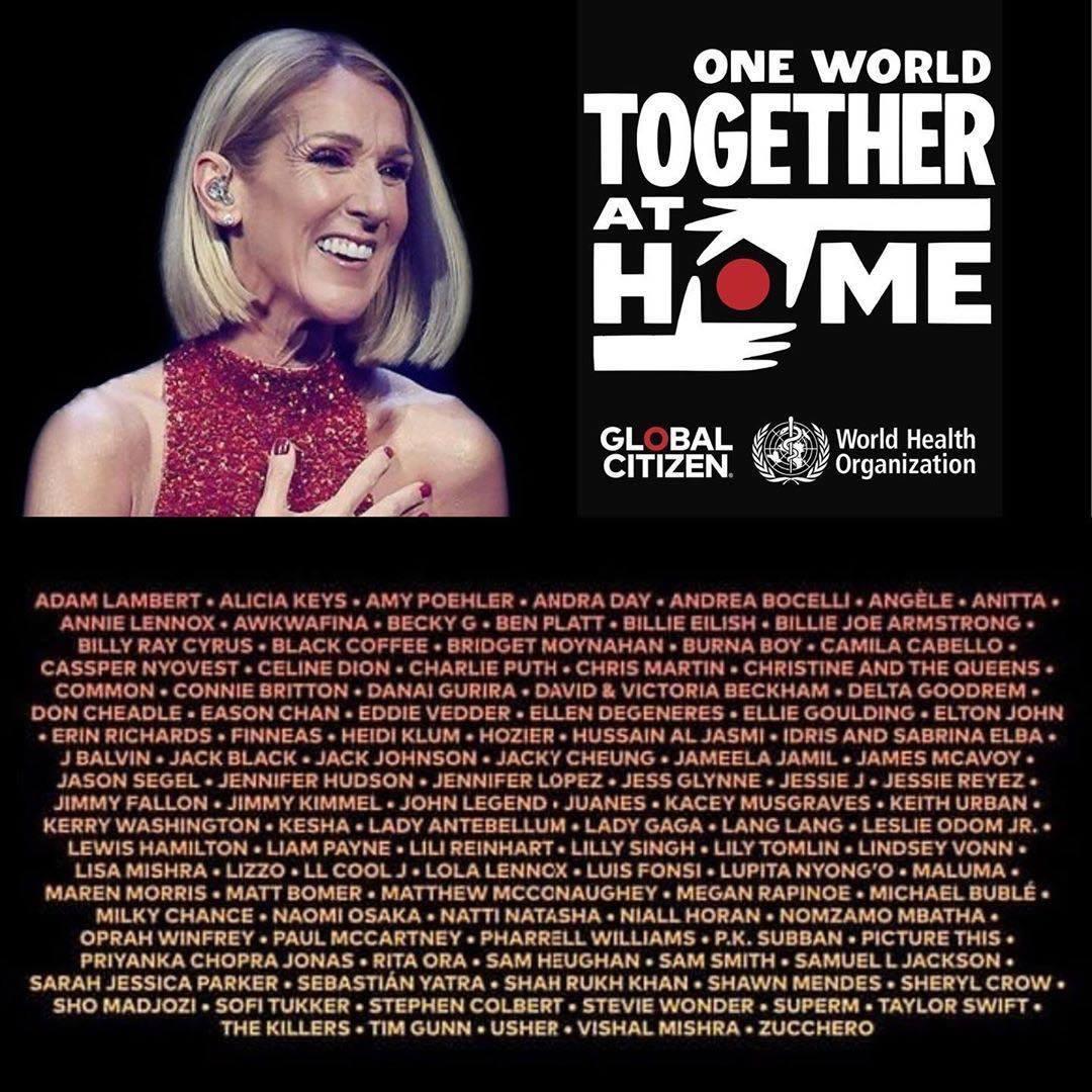免费观看! Lady Gaga 召集全球明星,联手举行线上抗疫慈善演唱会《One World: Together at Home》插图3