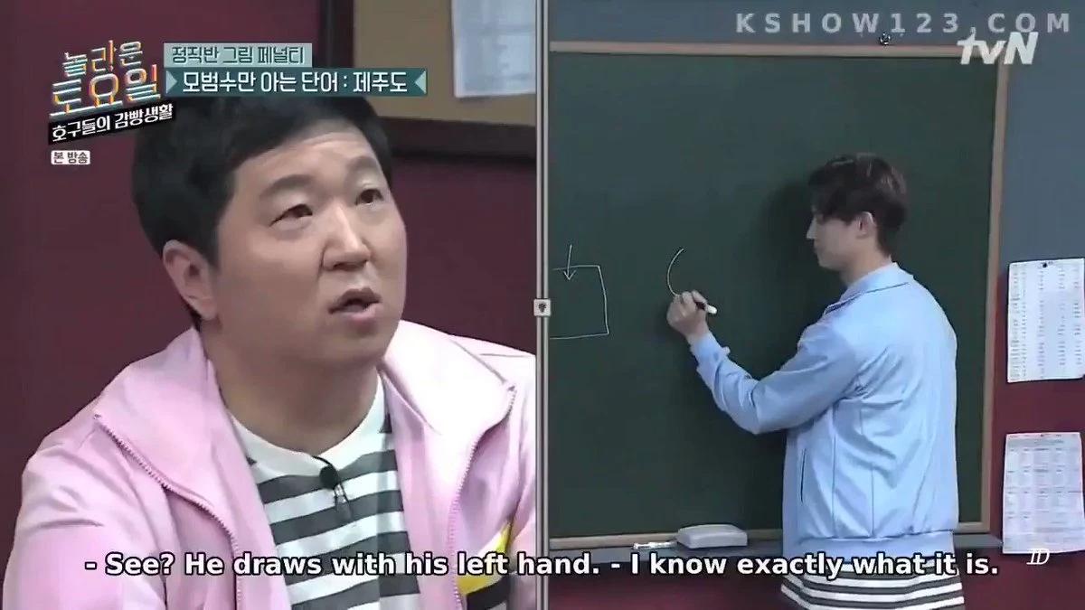 这10名韩国偶像有个共同点,大家发现了没有?对,他们都是左撇子!插图4