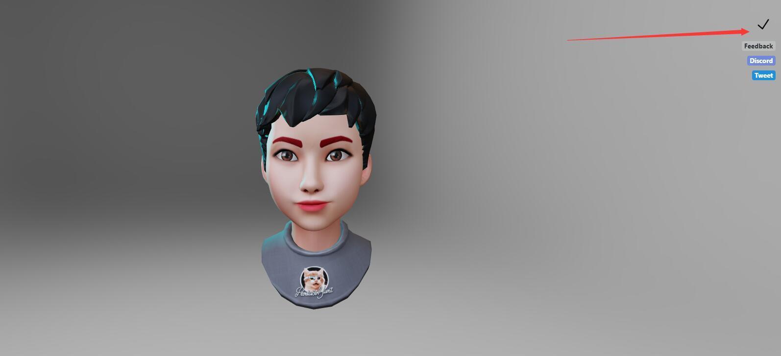 【趣味网站】Ready Player Me— 制作个人专属3D头像插图(7)