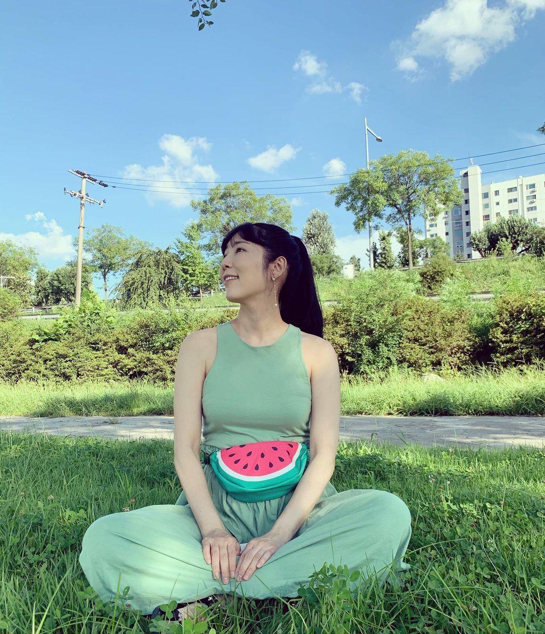 韩国41岁女星未婚生子引热议,原因公开后被网友大赞有勇气!插图4