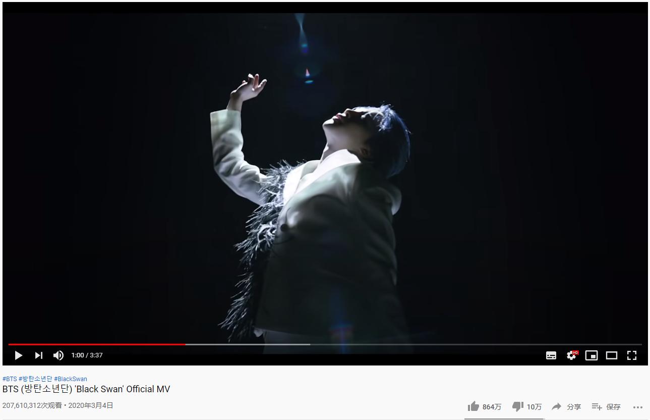 2020年YouTube上观看最多次数的韩国MV TOP10,她们打败了BTS拿下第一插图3