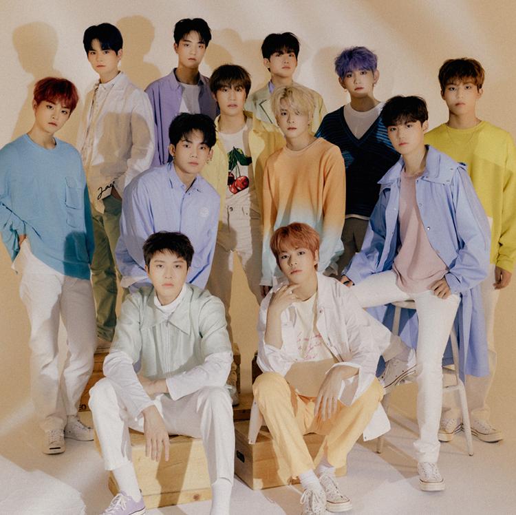 2020年韩国新出道偶像团专辑销量TOP10,已经有3个团专辑销量超过30万张插图