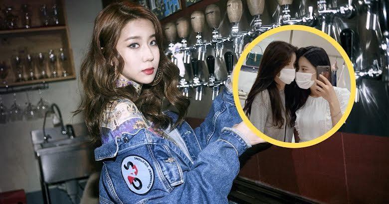 营销号发新闻不看时间?韩国女星Jiae去年1月就宣布出柜了,怎么变成今年了?插图