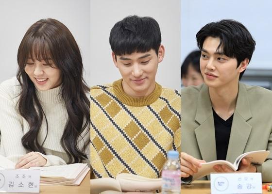 《甜蜜家园》男主宋康将出演三部漫改新剧,网友大呼:韩国「漫改小王子」插图5