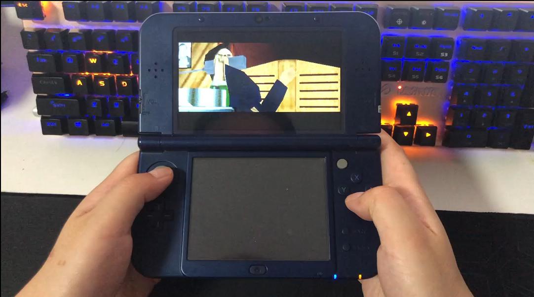 3DS《GTA罪恶都市》