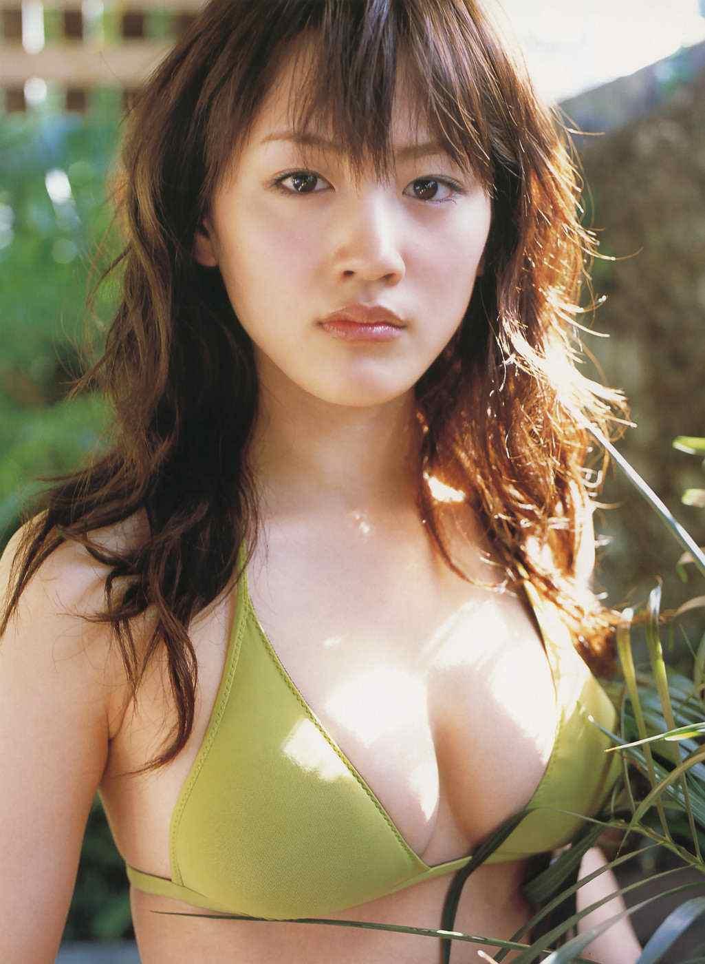 日本萬人票選 30 代最美女星:綾瀨遙
