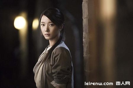 《黃飛鴻之英雄有夢》扮演阿春的王珞丹 from leirenw.com