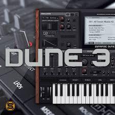Synapse Audio Dune 3.0.7 破解版 – DUNE音频合成器