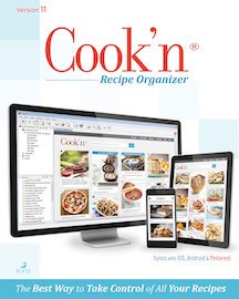 Cook'n Recipe Organizer 12.14.6 破解版 – 菜谱大全