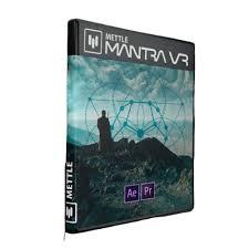 Mettle Mantra VR 1.27 破解版 – 超现实几何对称AE插件