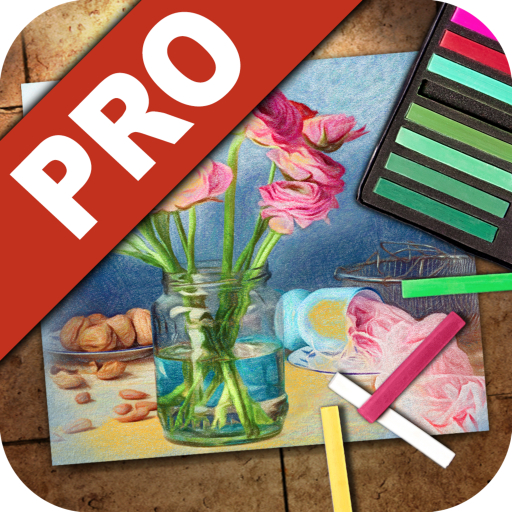 JixiPix Pastello Pro 1.1.11 破解版 – 照片转换铅笔画