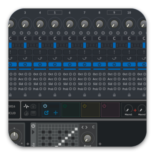 HY-Plugins HY-SeqCollection2 1.2.0 破解版 – 多模式音序器插件