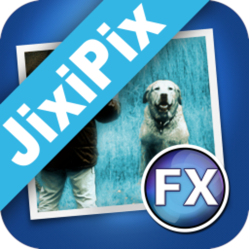 JixiPix Premium Pack 1.1.12 破解版 – 艺术照片特效软件