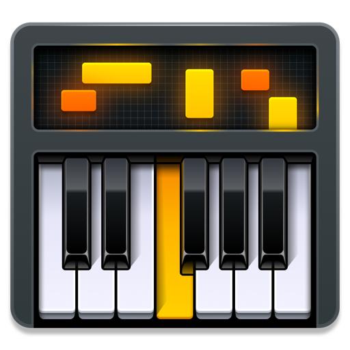 Midi Keyboard – Play & Record 1.0.3 破解版 – 钢琴键盘模拟器