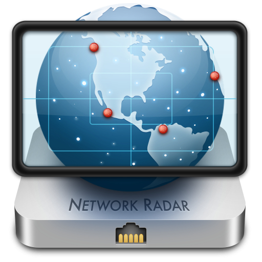 Network Radar 2.10 破解版 – 网络扫描和管理工具