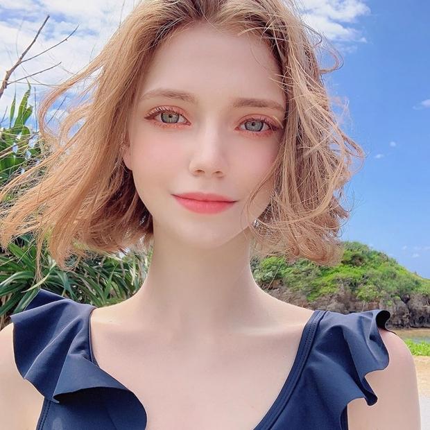 仿佛童话般的妖精美人《Chloe》,如同天使的精致容颜原来是真实存在的!-新图包