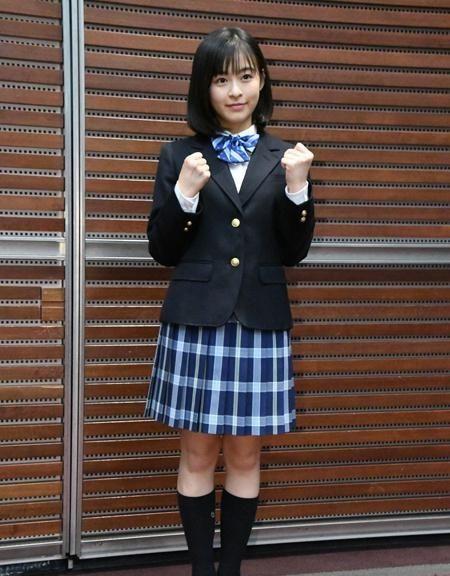 矮萌才是正义.盘点新生代《10个娇小日本女星》个个都超可爱. 养眼图片 第16张