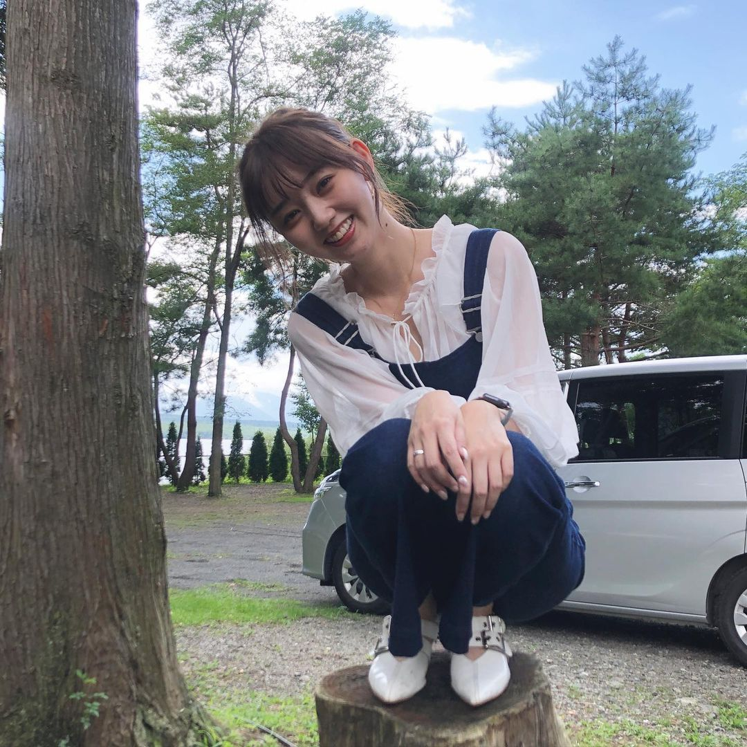 史上最可爱国中生江野沢爱美长大了.不只甜美笑容依旧,空灵气质更是疗愈人心 网络美女 第22张
