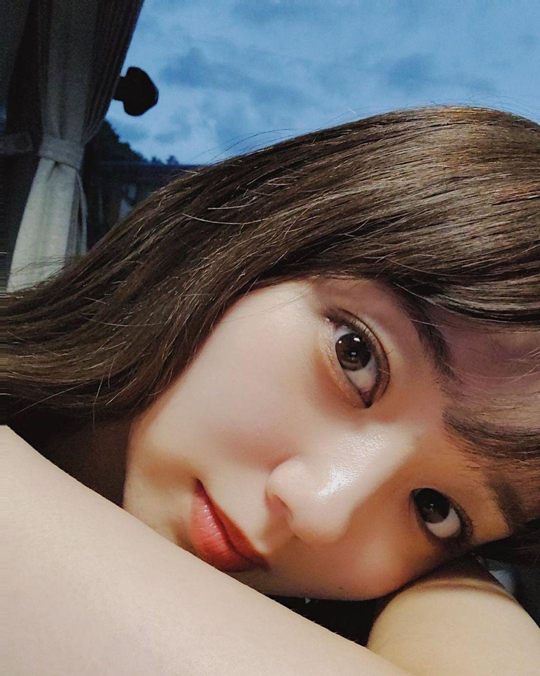 史上最可爱国中生江野沢爱美长大了.不只甜美笑容依旧,空灵气质更是疗愈人心 网络美女 第32张
