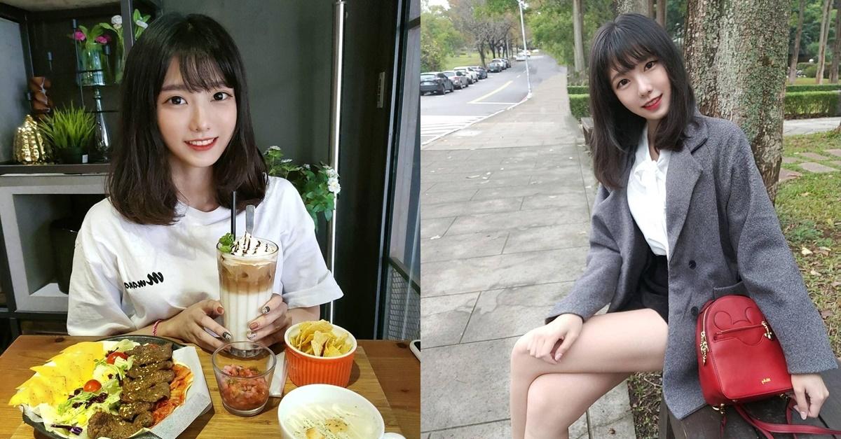 清大电机女神「阿倪」甜美神颜值让人恋爱,白皙美腿超迷人!