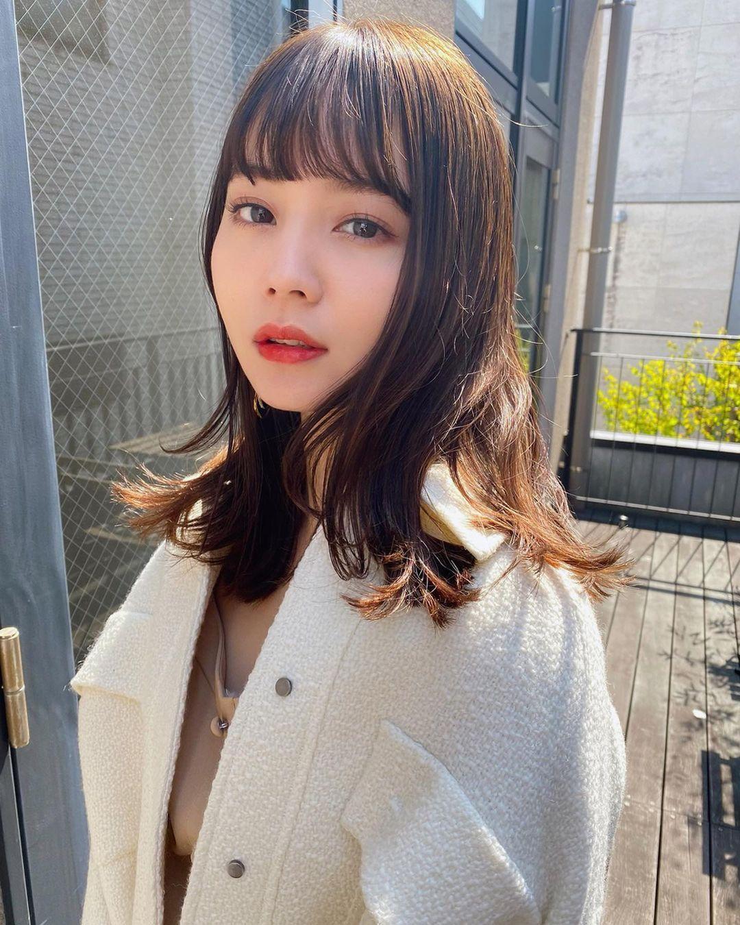 崛北真希妹妹NANAMI新生代清纯女 网络美女 第43张