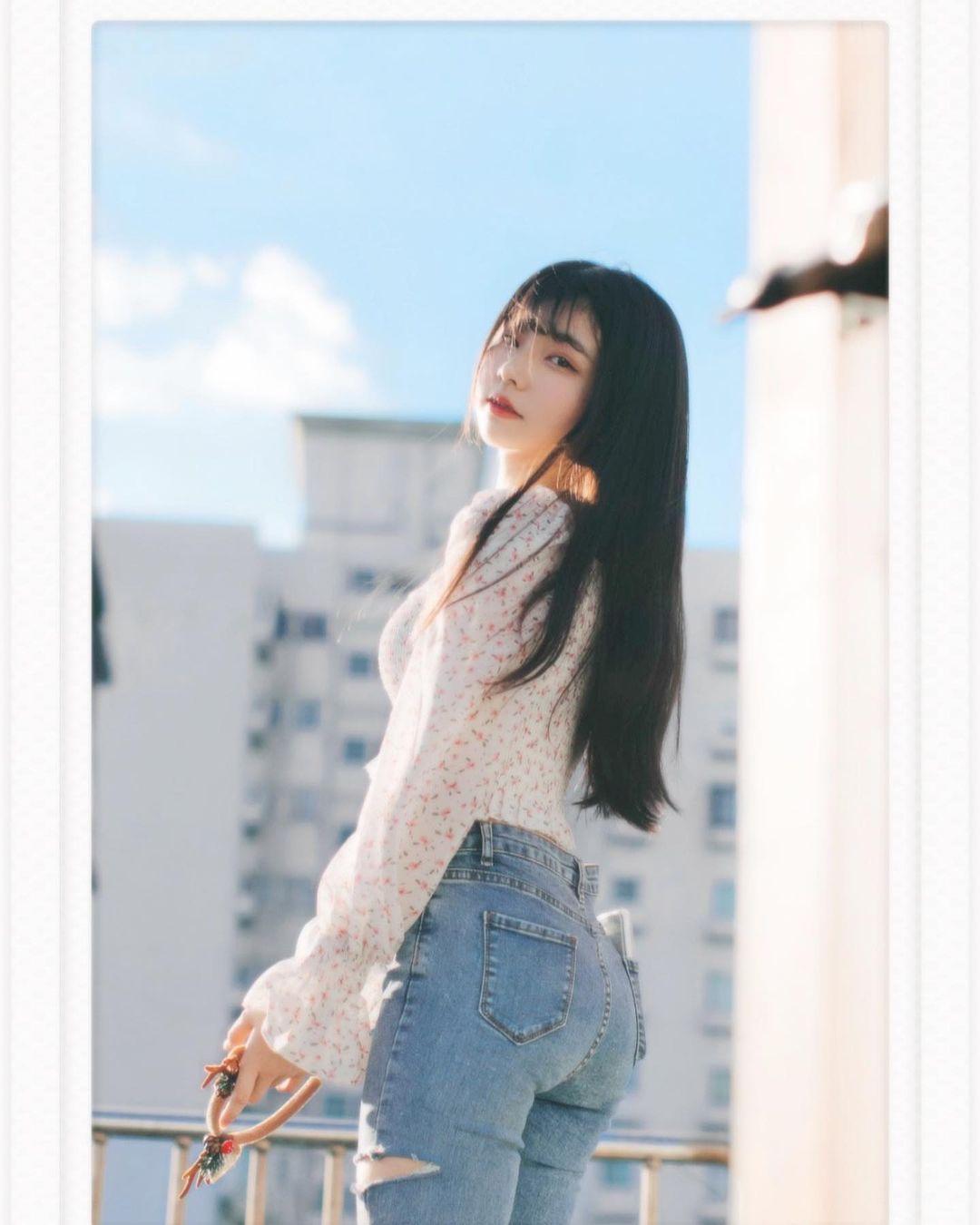 高校妹子真美!「最美高校生」的景美女中学生「许悦」插图24
