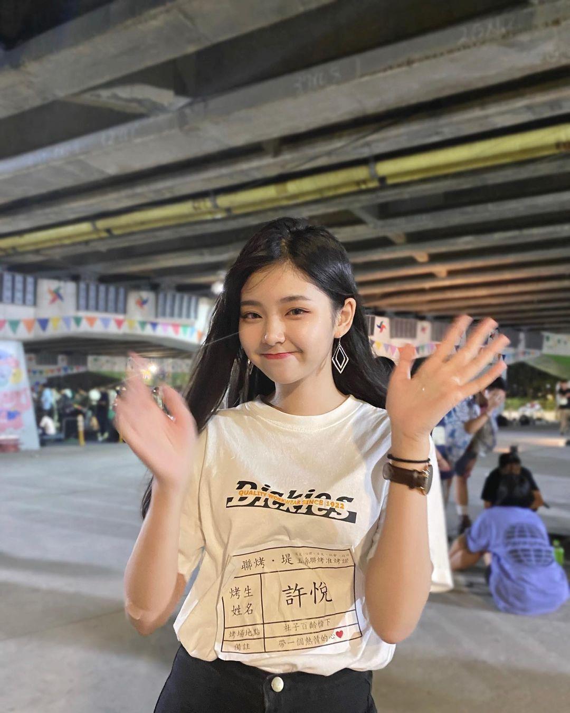 高校妹子真美!「最美高校生」的景美女中学生「许悦」插图26