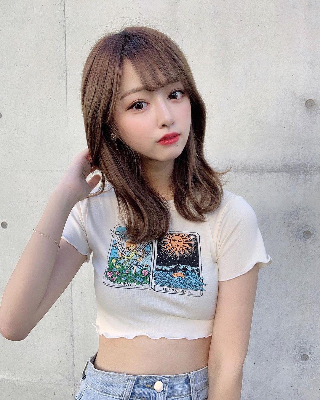 正翻了.名古屋「美女大学生」甜美又有气质,纤细小蛮腰超迷人. 日本美女 邻家女孩 美少女 养眼图片 第7张