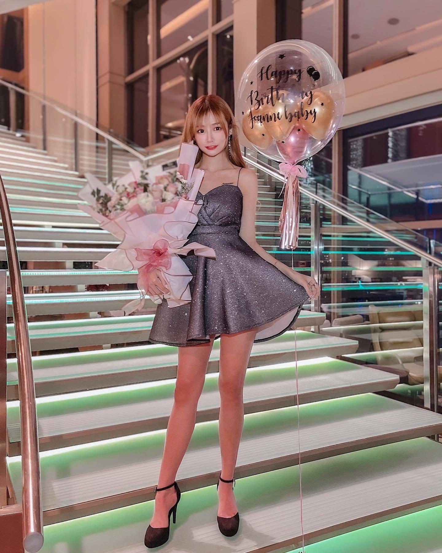 吉隆坡网红女主播Joanne Tan 陈陈!公主脸蛋和女王身材,网友超爱:又甜又辣!-新图包